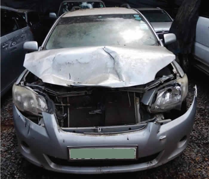 Before-Collision & Accident Repairs